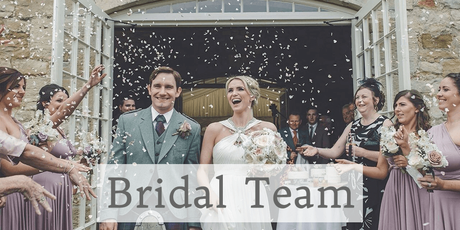 The Laura Gray Bridal Team